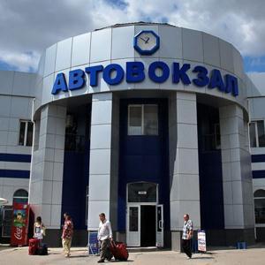 Автовокзалы Преградной