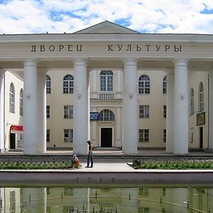 Дворцы и дома культуры Преградной