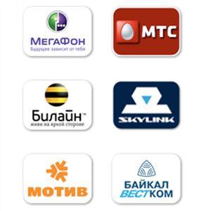 Операторы сотовой связи Преградной