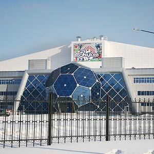 Спортивные комплексы Преградной